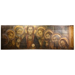 The Last Supper, Part of a Predella, Northern Italy, Late 15th Century