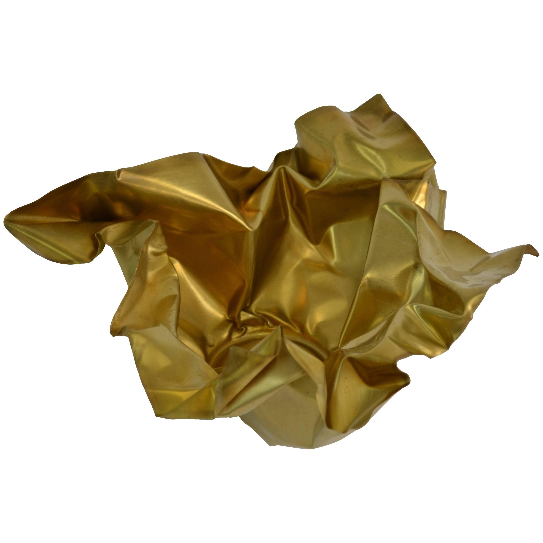 24 Karat Gold Paper Bowl