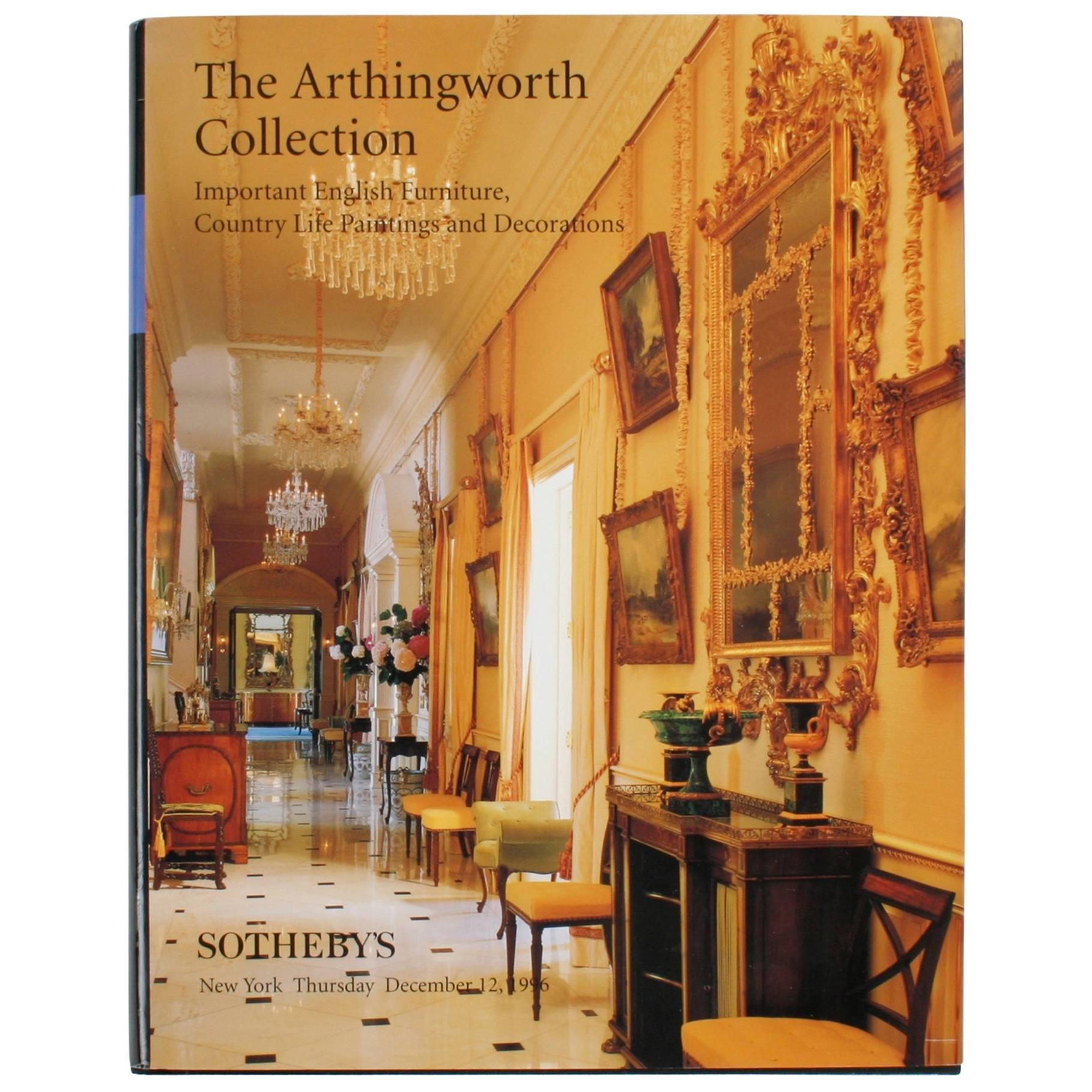 Sotheby's, the Arthingworth Collection, Important English Furniture