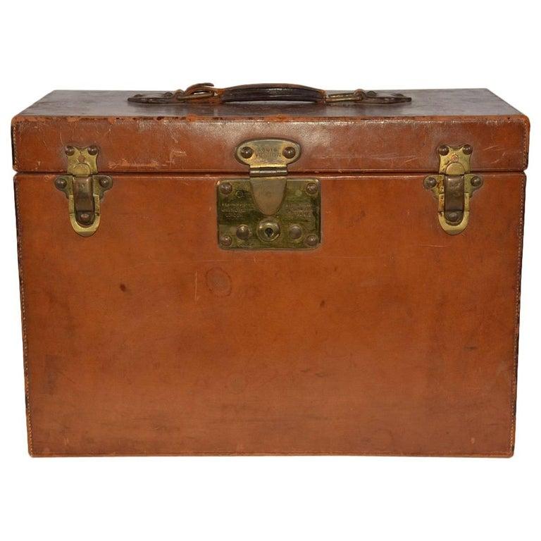 Rare Louis Vuitton File Folder Case
