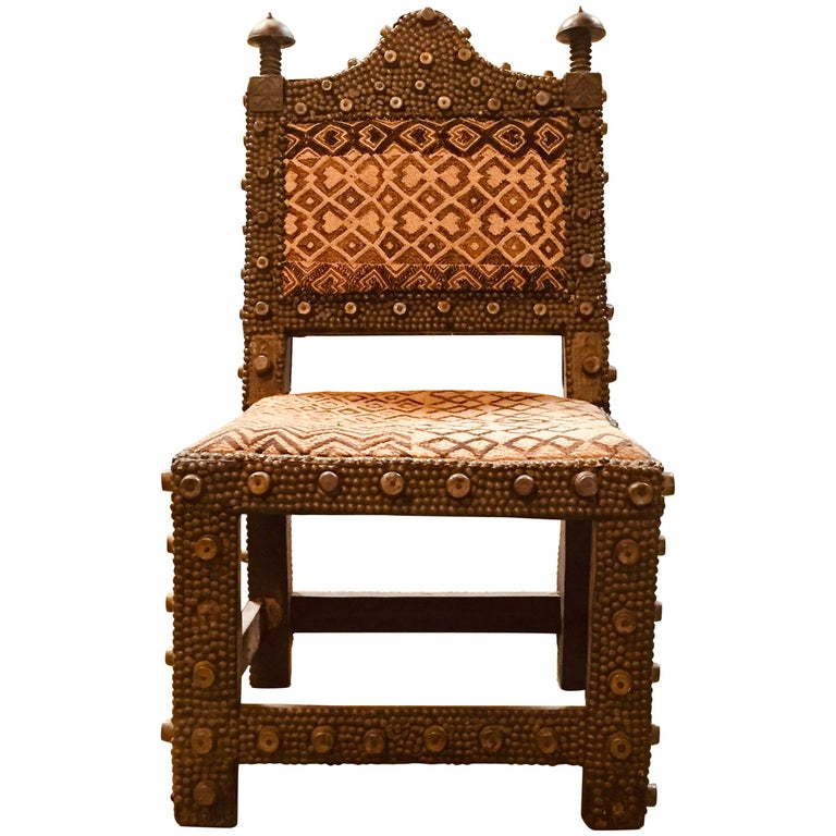 Ashanti King S Chair For Sale At 1stdibs