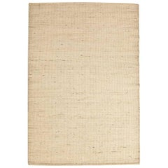 Tatami Small Natural Wool and Jute Rug by Nani Marquina & Ariadna Miquel