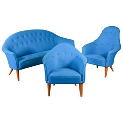 Kerstin Hörlin-Holmquist Paradise Sofa and Chairs