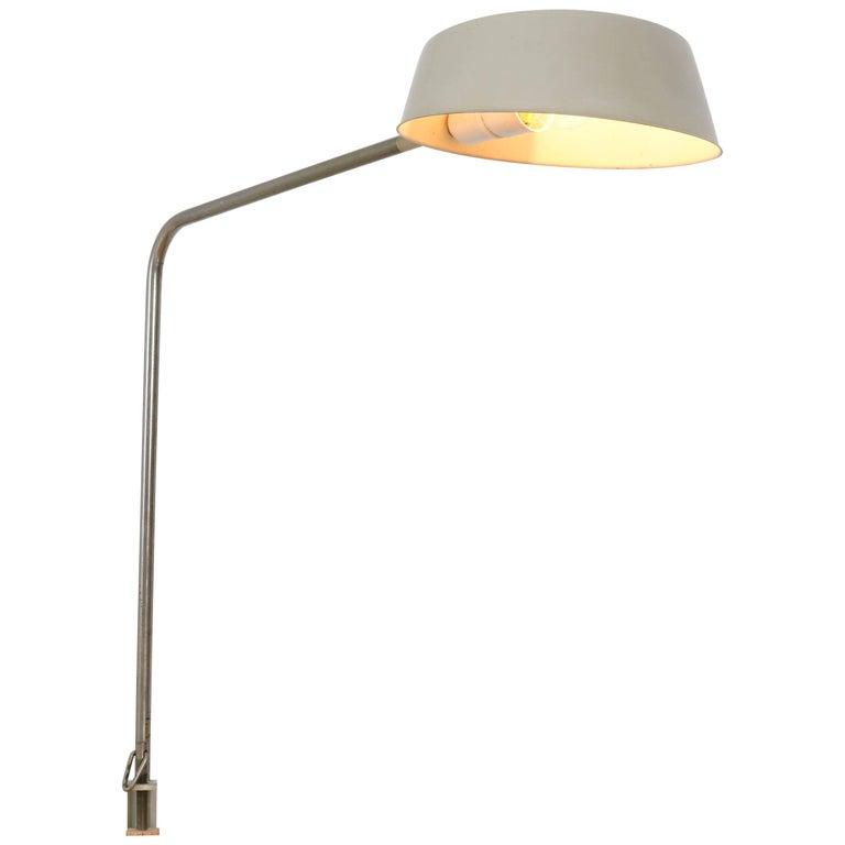 Mid-Century Modern Desk Lamp by ASEA, Sweden, 1960s For Sale