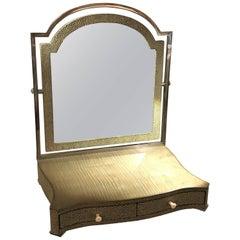 Theodore Alexander Vanity or Shaving Mirror