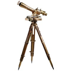 Artillery Telescope with Tripod