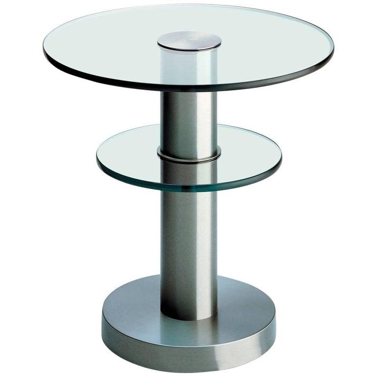 """Tavolino 1932"" Coffee Table Designed by Gio' Ponti for FontanaArte"