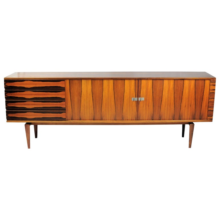 1960s Danish H.W. Klein Sideboard in Rosewood