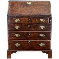 18th Century Georgian Oak Bureau