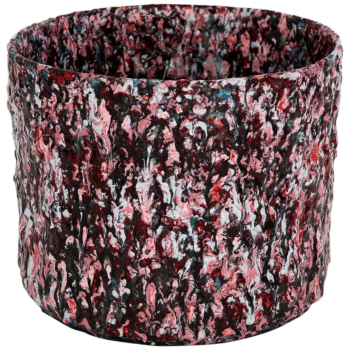 """Ceramic Vase Model """"#1912"""" by Morten Løbner Espersen, Denmark, 2016"""