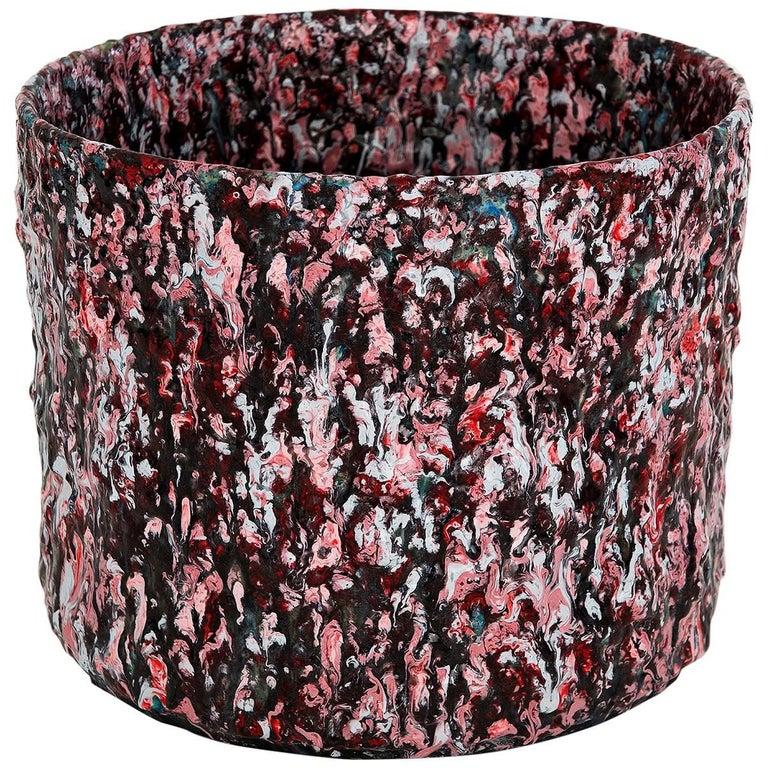 """Ceramic Vase Model """"#1912"""" by Morten Løbner Espersen, Denmark, 2016 For Sale"""