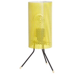 Metal Table Lamp by Tjerk Reijenga for Pilastro, 1950s