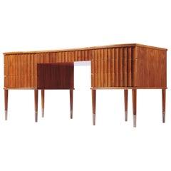 Art Deco Writing Desk by Gaisbauer