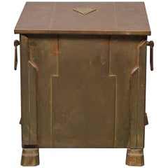 Turn of the Century Coal Bin