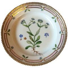 Royal Copenhagen Flora Danica Salad Plate no. 3573 / 621