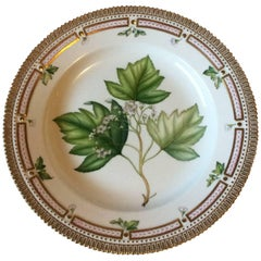 Royal Copenhagen Flora Danica Dinner Plate No. 3549 or 624