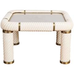 Tommaso Barbi Porcelain Coffee Table