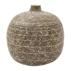 Claude Conover Vase Ceramic Licil Signed