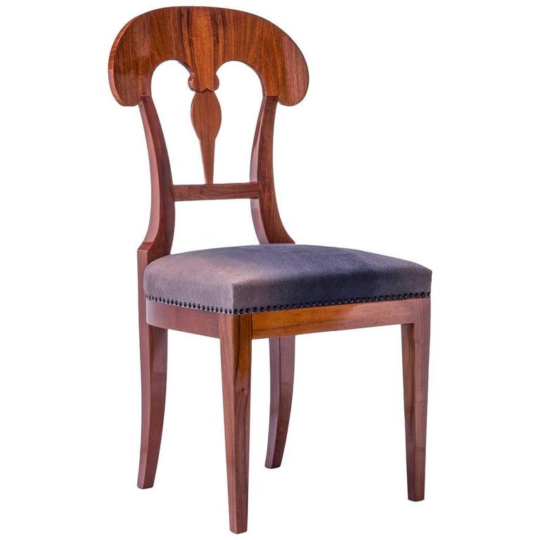 Biedermeier Bullseye Side Chair by Gaisbauer