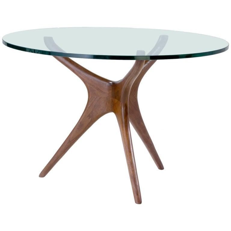 Vladimir Kagan Trisymmetric table, 1960s, offered by soyun k.