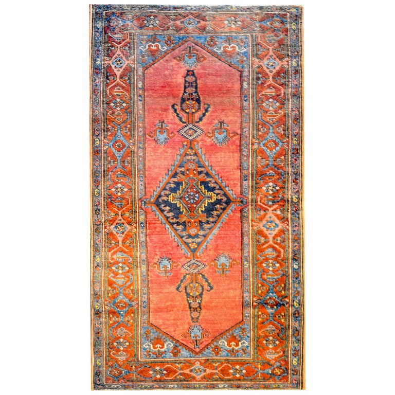 Gorgeous Early 20th Century Persian Malayer Rug