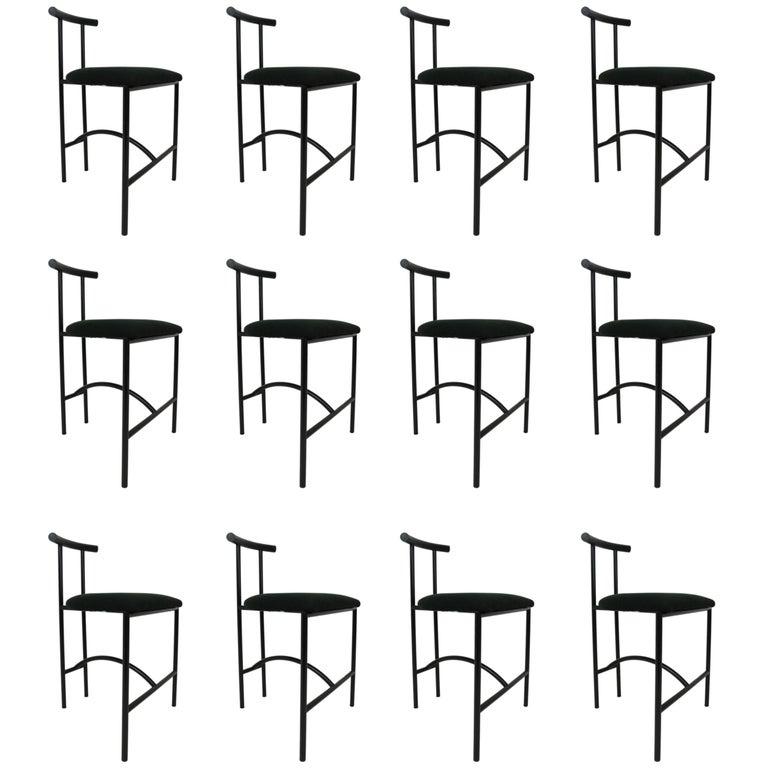 12 Bieffeplast 'Tokyo' Chairs by Rodney Kinsman, 1985