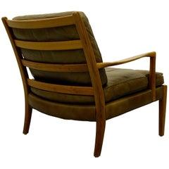 "Arne Norell Easy Chair Model ""Löven"", 1960s"