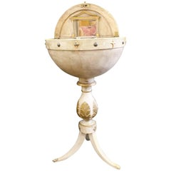"""Globe"" Little Sewing Table, Tripod"