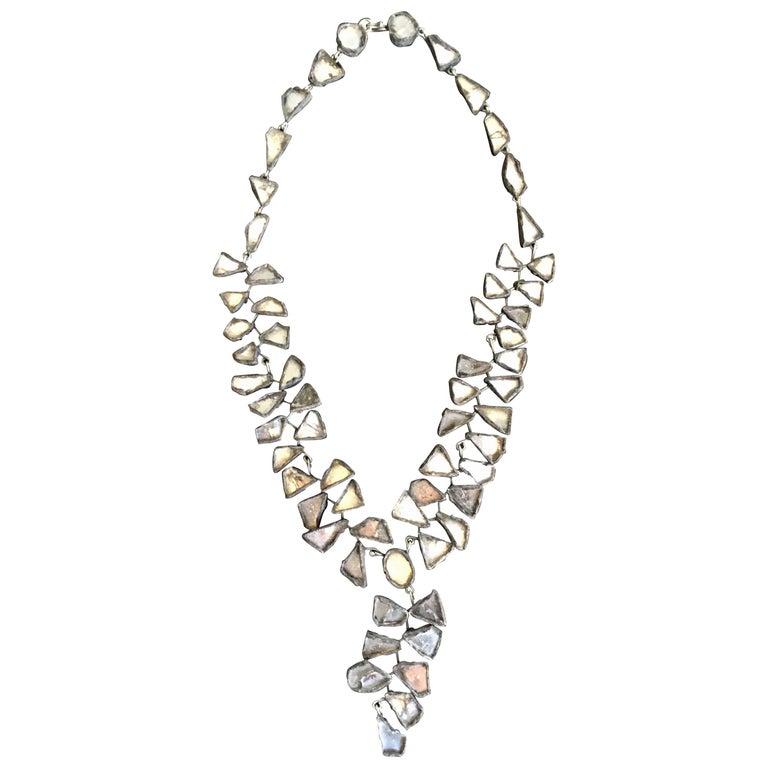 Line Vautrin Talosel Necklace For Sale