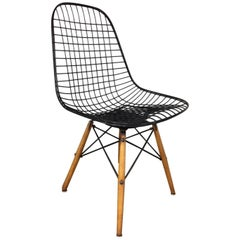 Early Charles and Ray Eames Effiel Swivel Base Chair