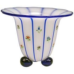 Art Nouveau Loetz Klostermuehle Bohemia Tango Vase Production Number 597