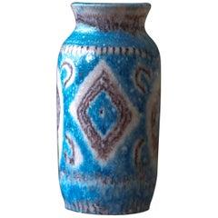 1950s Ceramic Vase by Guido Gambone