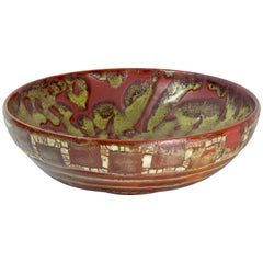 Relicware Earthenware Bowl # 88 by Andrew Wilder