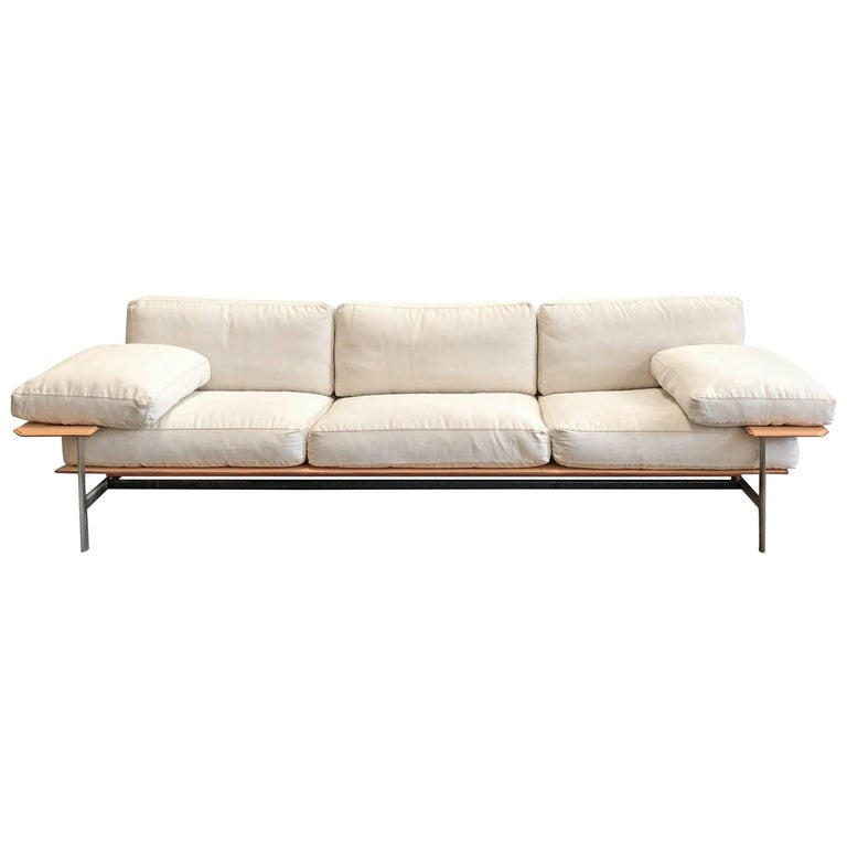 "B & B Italia Modern Sofa ""Diesis"", 1979 For Sale"