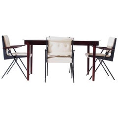 Rare Ladislav Rado Dining Set for Knoll Drake