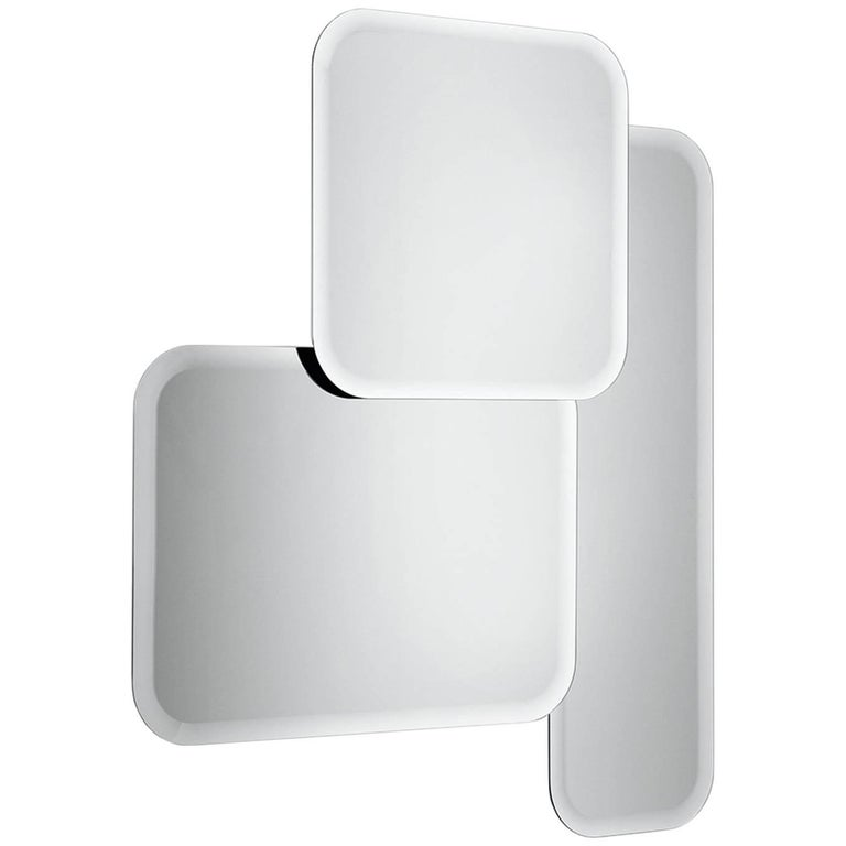Gallotti and Radice Gemma Wall Mirror in Three Sizes