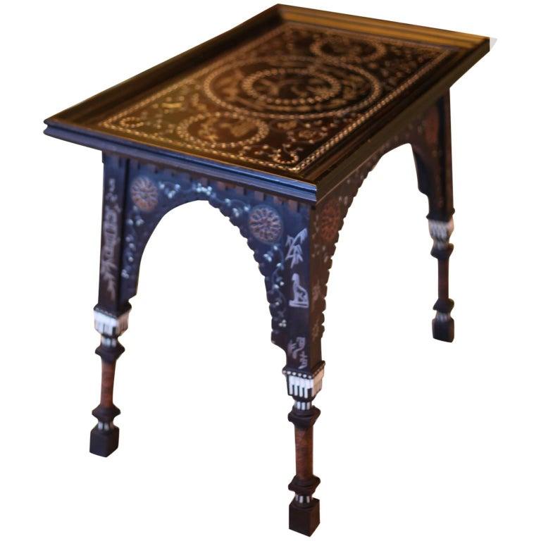 Carlo Bugatti Coffee table