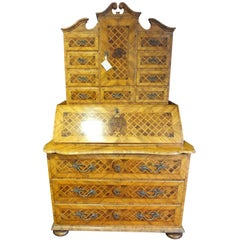 Tabernacle Baroque Secretary