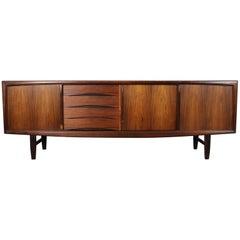 Rosewood Sideboard by Gunni Omann for Axel Christiansen