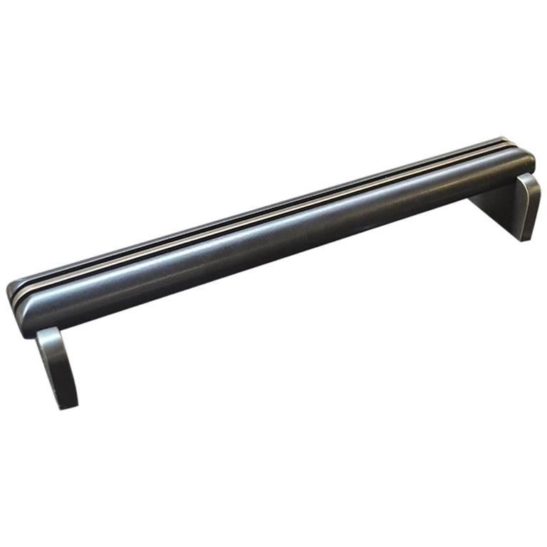 Zephyr Door/Appliance Pull, Oil-Rubbed Bronze and Bronze
