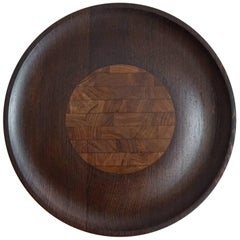 Dansk Rare Woods Wenge Tray by Jens Quistgaard