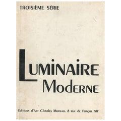 """Luminaire Moderne"" Book"