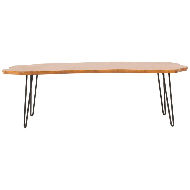 Swedish 1950s Alder Root Coffee Table At 1stdibs