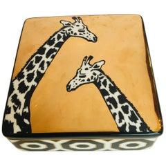 Jonathan Adler Giraffe Box