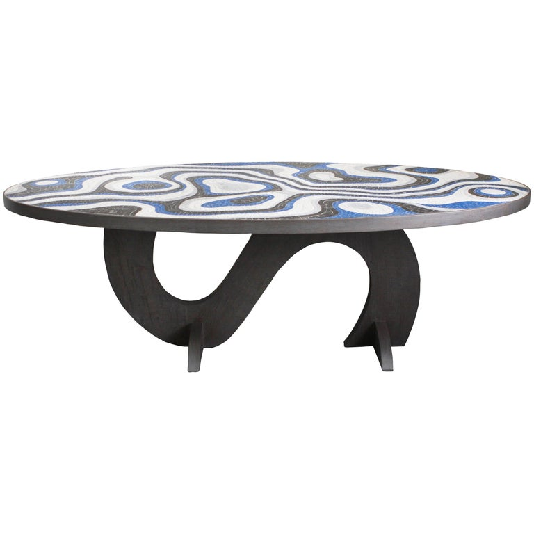 Mosaic Dining Table