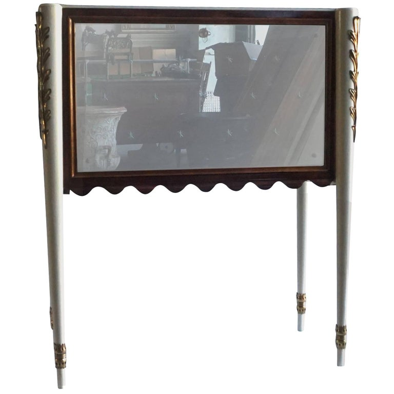 Mid-Century Modern Rare Paolo Buffa Cabinet