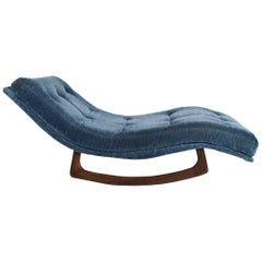Adrian Pearsall Double Wide Rocking Chaise