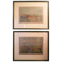 ON SALE NOW!  Henry Alken the Meeting and the Death Etchings