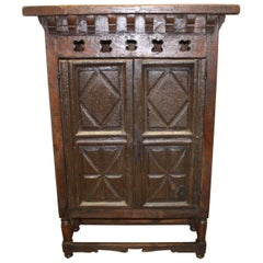 French 17th Century Cabinet