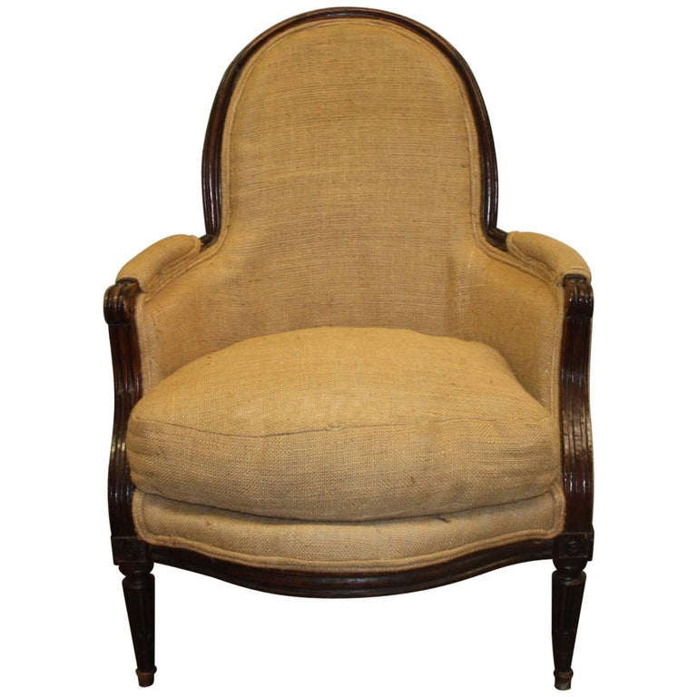 French 18th Century Bergere